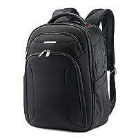 Xenon 3.0 Slim Backpack Laptop, Black, Medium