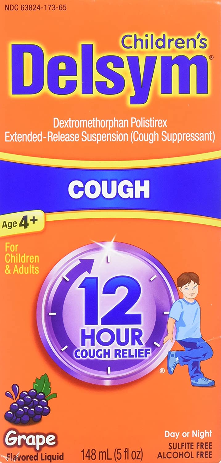 Cough treatment in adults and children
