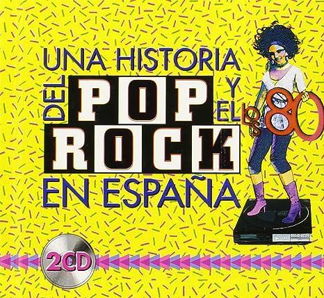 Una Historia Del Pop Y El Rock -Los 80-: Mecano, Radio Futura: Amazon.es: Música