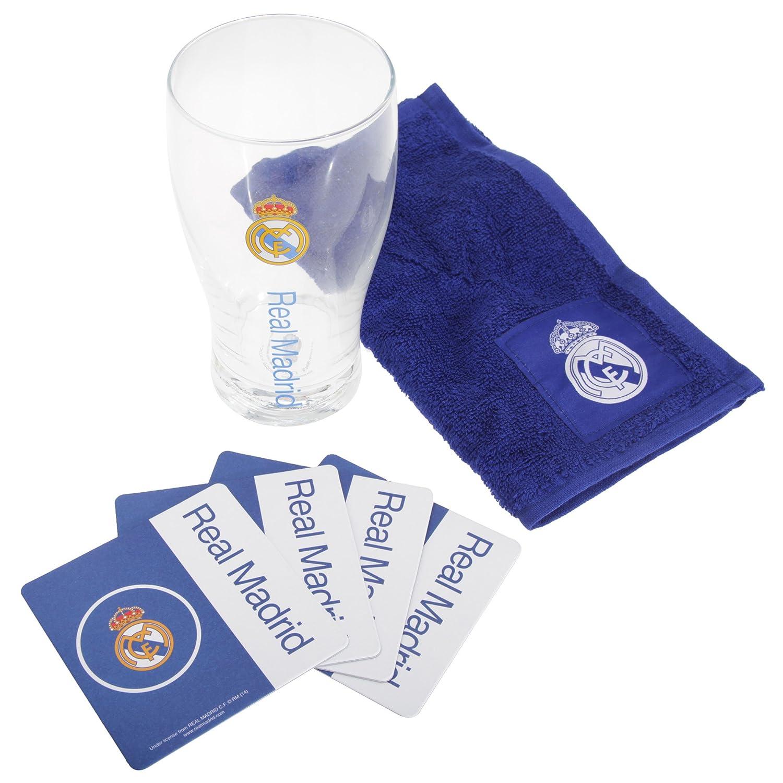 Real Madrid Mini Bar Set de la Marca Unisex: Amazon.es: Deportes y aire libre