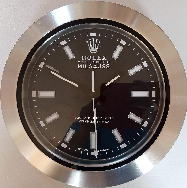 Rolex Horloge Murale Milgauss Foudre Meilleure Série Home ...