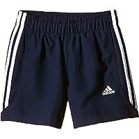 adidas Shorts Essentials 3-Stripes Closed Hem - Pantalones Cortos de Tenis para niño