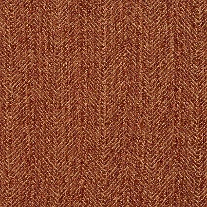 Amazon Com E732 Burnt Orange Herringbone Woven Textured Upholstery