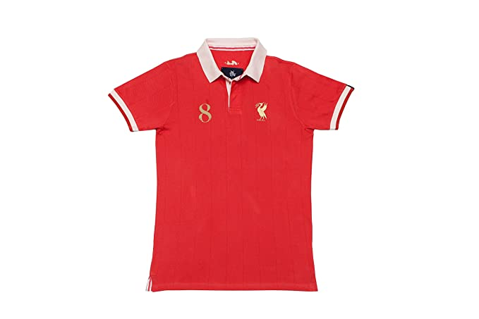 Coolligan - Polo de Fútbol Retro 1892 Reds - Color - Rojo - Talla - S: Amazon.es: Ropa y accesorios