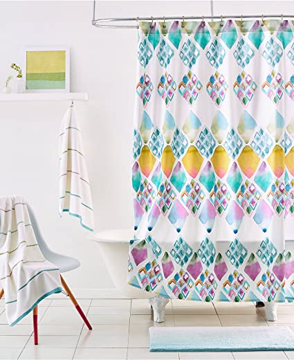 Bluebellgray Melrose Shower Curtain