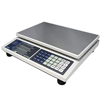 PS-C30KS Portable Counting Scale 33 lb X 0.001 lb Brand New