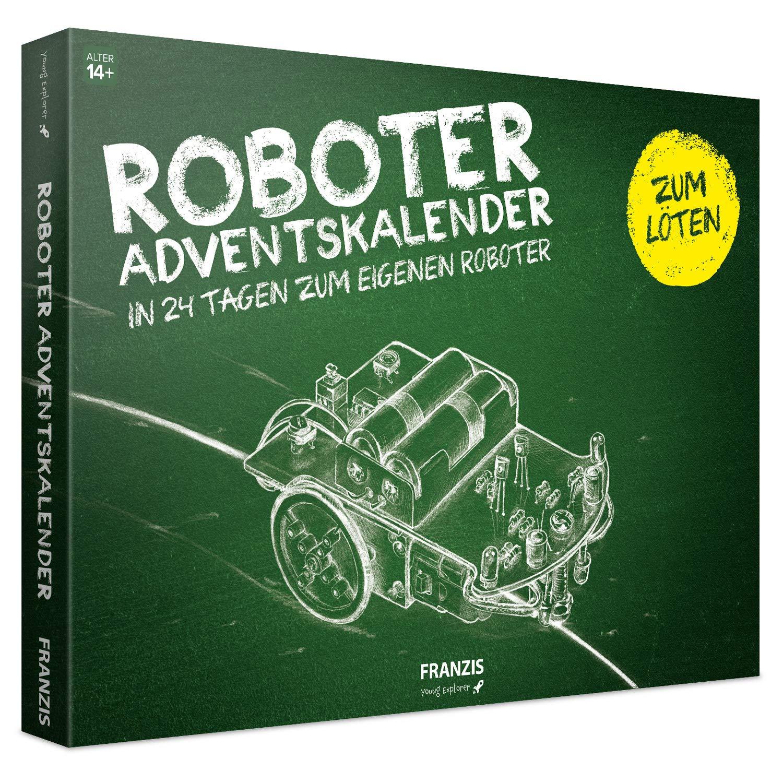 Roboter Adventskalender