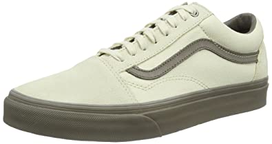 d60fa350336dc4 Vans Old Skool C D Cream Walnut Men s Skate Shoes ...