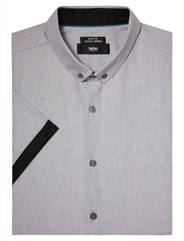 Mossimo Mens Linen Shirt