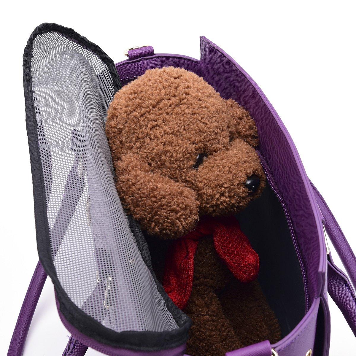 6019 YiHao portatori di cani portatile conveniente leggero viaggio allaperto vettore di animale sicuro per portare il vostro animale domestico