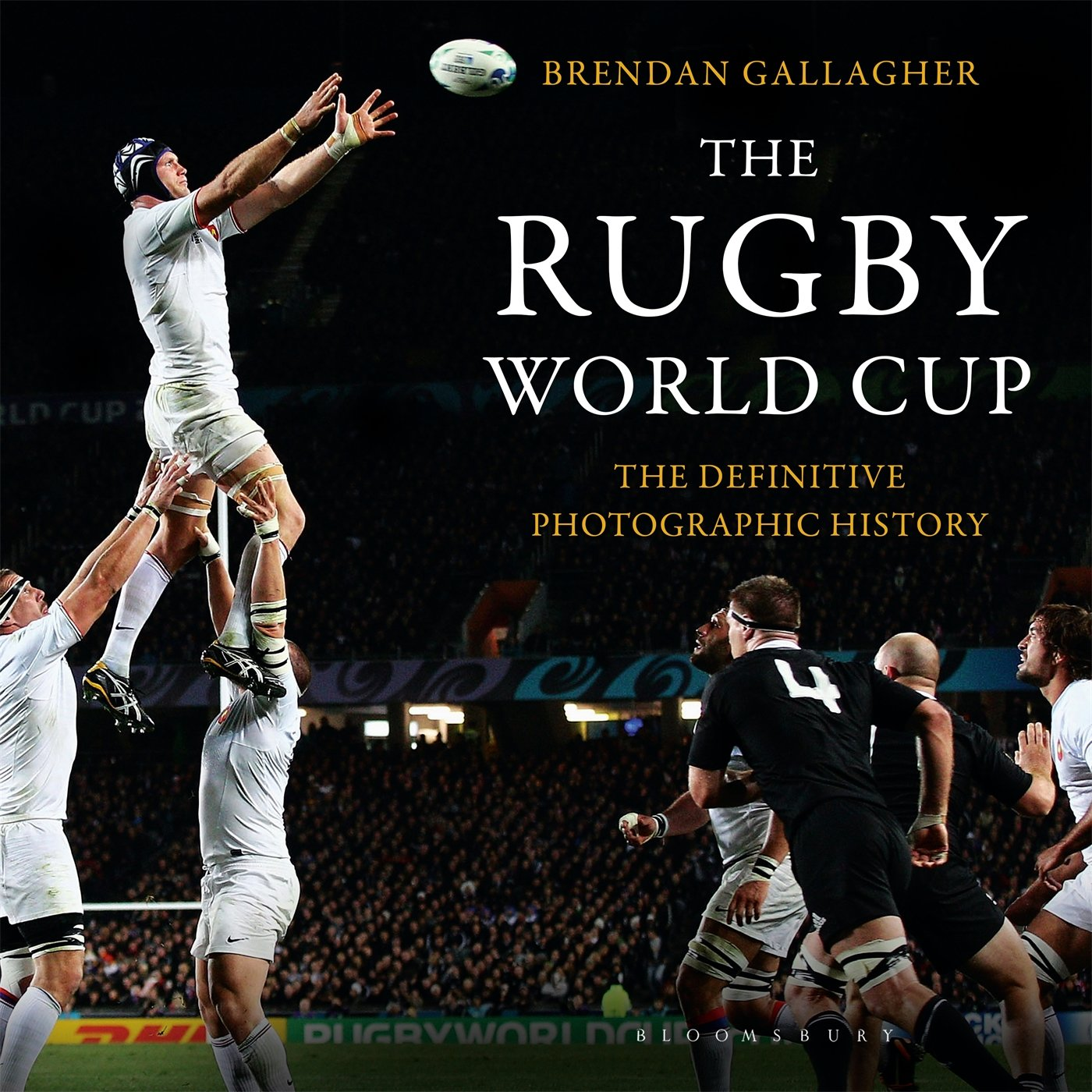 The Rugby World Cup The Definitive Photographic History Gallagher Brendan Woodward Clive 0001472912624 Amazon Com Books