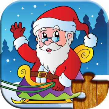 christmas games for kids free trial edition fun and educational jigsaw puzzle game for - Fun Christmas Games For Kids