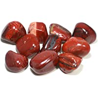Red Jasper Tumble Stone (20-25mm) Single Stone