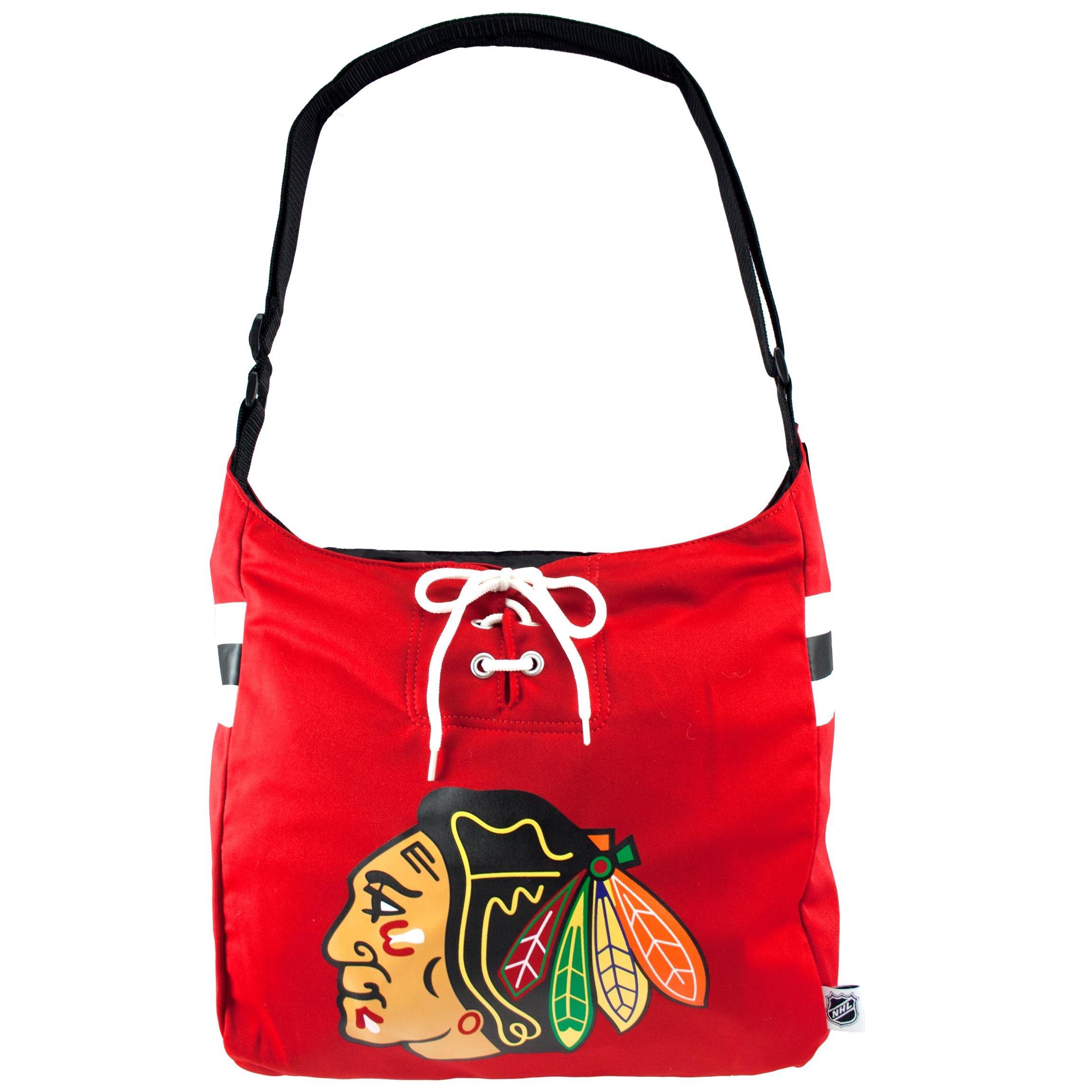 NHL Chicago Blackhawks Jersey Tote