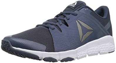 f6bb479220d Reebok Men s Trainflex Cross-Trainer Shoe Black  Amazon.co.uk  Shoes ...