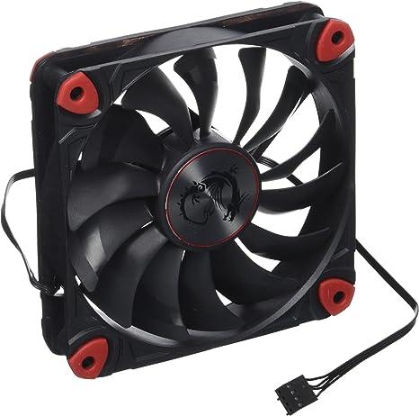 MSI Torx Fan 12 cm Ventilador para PC: Amazon.es: Informática