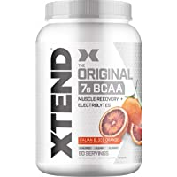 Scivation Xtend BCAA Powder, Blood Orange - 90 Servings
