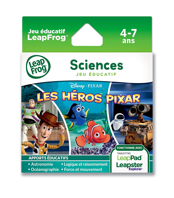 Leapfrog - 89028 - Jeu Educatif Electronique - LeapPad / LeapPad 2/ Leapster Explorer - Mes Amis Canins 89027