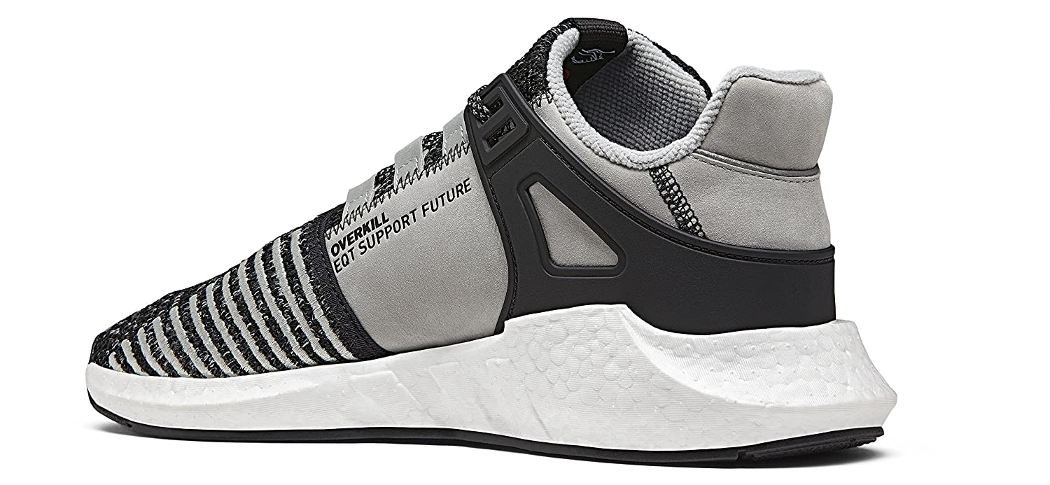 info for 0bf06 ace87 Amazon.com  adidas Mens Overkill EQT Support Future BlackRed-White Fabric   Basketball
