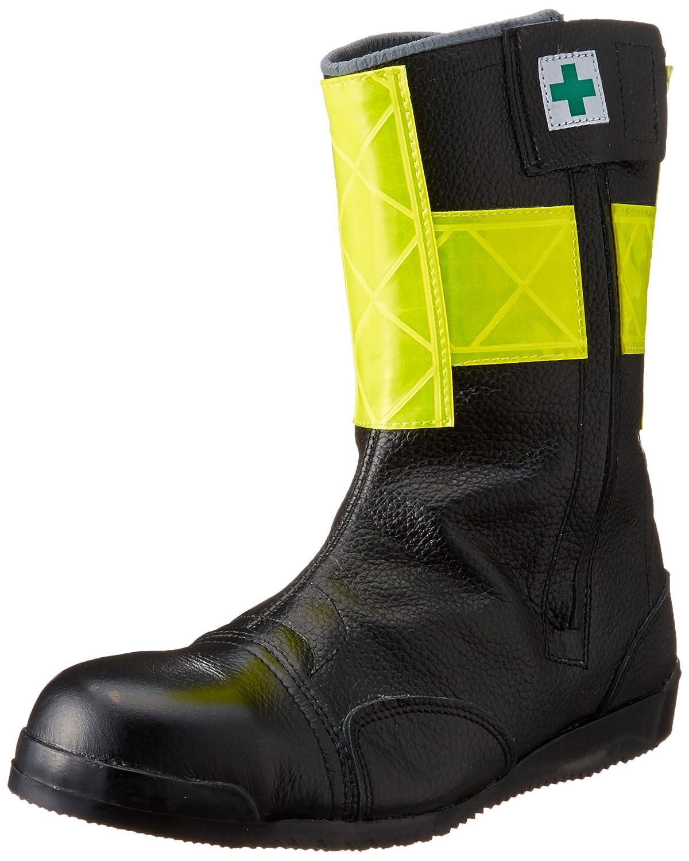 ミズノ 安全靴 プロテクティブスニーカー C1GA1700 オールマイティLS 紐タイプ Color:62レッド×シルバー×ブラック 24.0 B07BJZ68VN 24