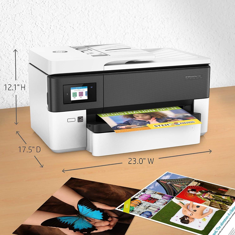 Amazon.com: Impresora de formato ancho HP Officejet Pro ...
