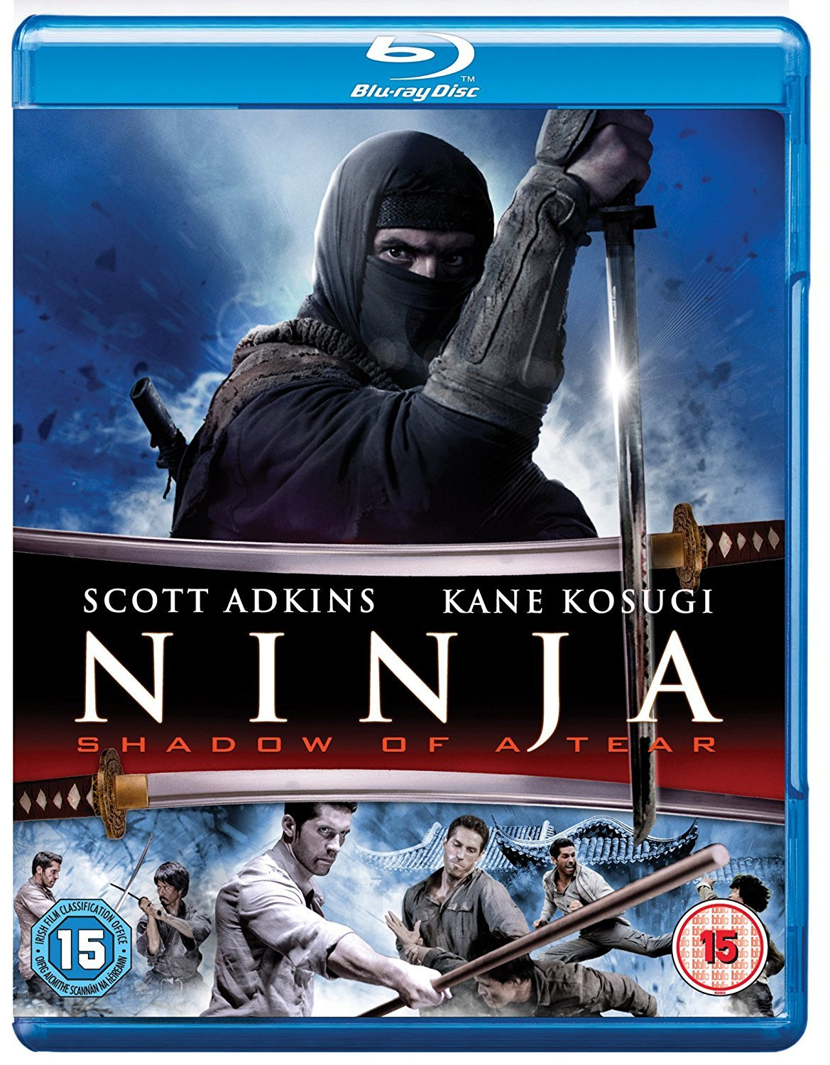 Ninja: Shadow Of A Tear Edizione: Regno Unito Italia Blu-ray ...