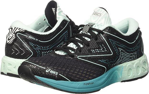 ASICS Zapatillas de Running Noosa, Deporte para Mujer: Amazon.es: Zapatos y complementos