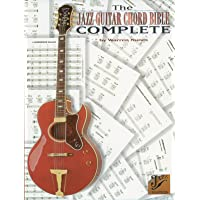 The Jazz Guitar Chord Bible Complete