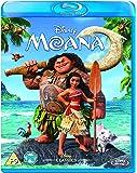 Moana [Blu-ray] [2016]