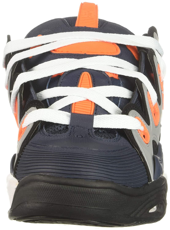 Osiris Men's 2001 D3 2001 Men's Skate Shoe 14 M US Navy/Black/Orange B078W74K9J bd5978