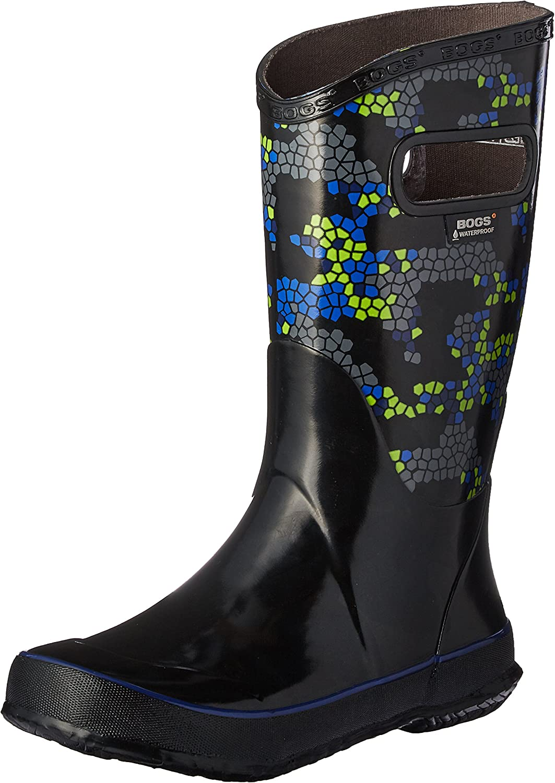 Bogs Boy's Rubber Boot Waterproof Boys