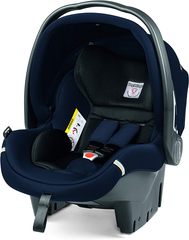 Peg-Perego(ペグ・ペレーゴ) ISOFIX・シートベルト固定両対応 新生児用ベビーシート プリモビアッジオ SL トラベルシステム対応 クラスネイビー 0か月~ (1年保証) 38903