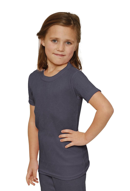 lang/ärmeliges T-Shirt//Unterhemd//Top Octave/® Thermounterw/äsche f/ür Damen