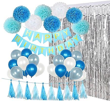 Pancarta de cumpleaños para fiesta de cumpleaños con ...