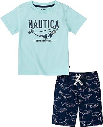 KHQ Boys Shorts Set Nautica Sets