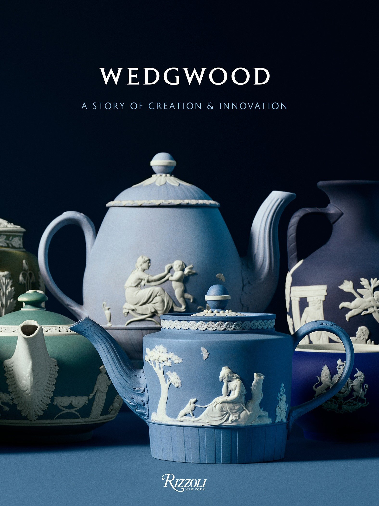 Wedgwood  A Story Of Creation And Innovation