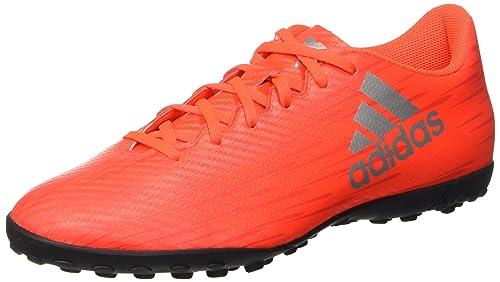 size 40 a92a4 e4bdd adidas X 16.4 Tf, Scarpe da Calcio Uomo, Multicolore (Solred Silvmt