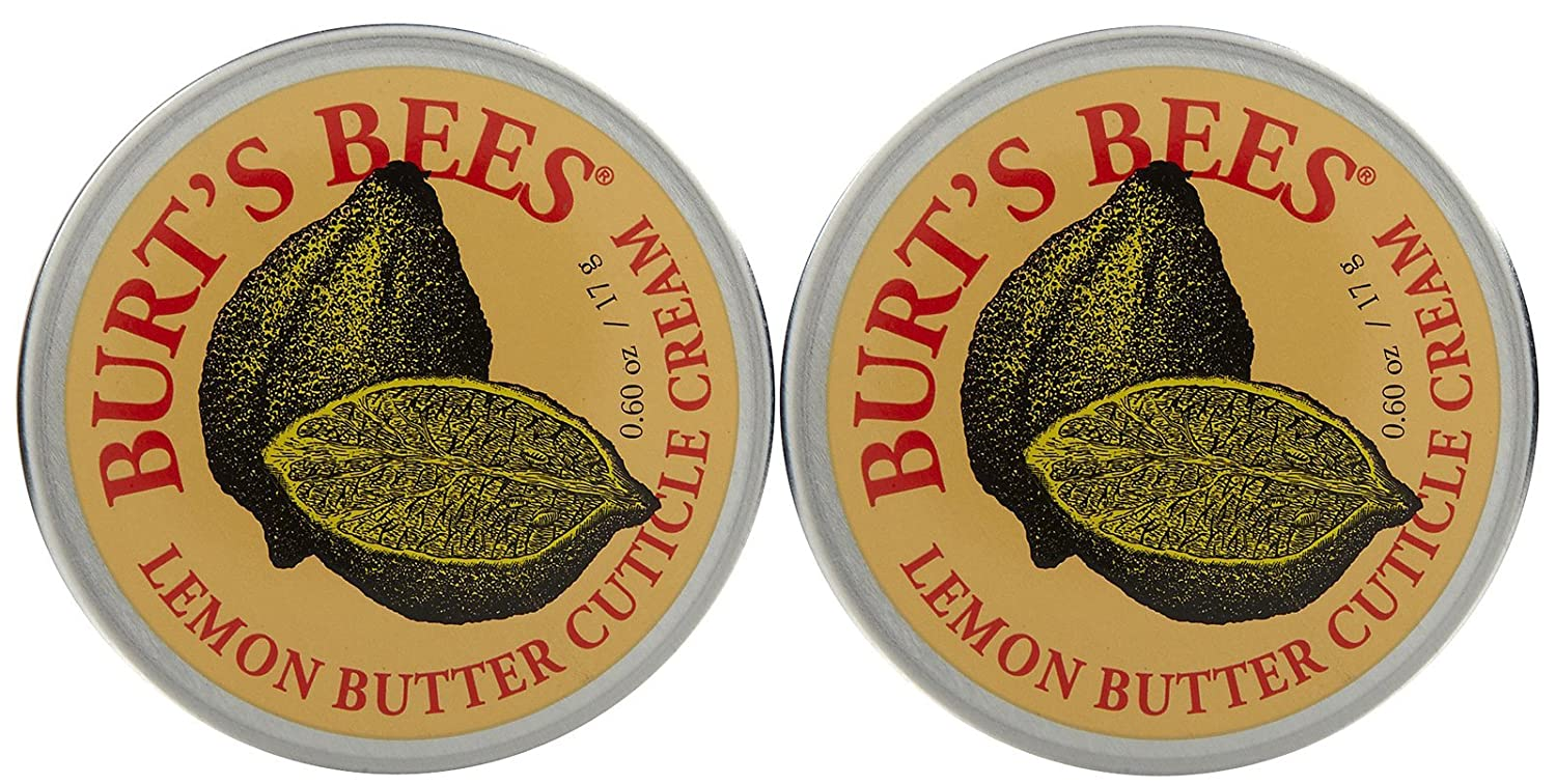 New Item BURT'S BEES HAND CREAM 0.6 OZ BURT'S BEES/LEMON BUTTER CUTICLE CREAM .6 OZ WITH VITAMIN E Burt' s Bees 59504