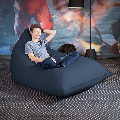 Amazon.com: Jaxx puf reclinable de pivote para adultos ...