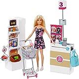 Barbie Supermarket Set, Blonde