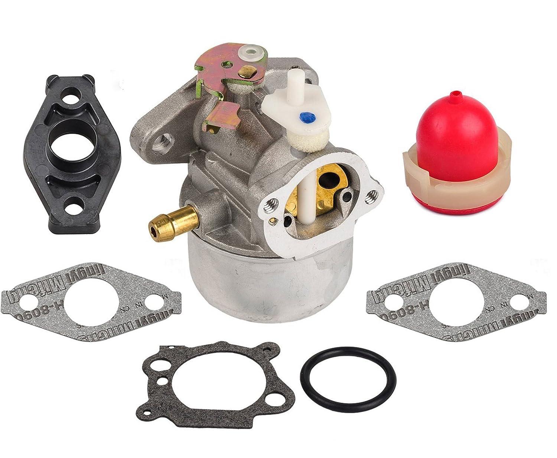 1X Briggs and Stratton Carburetor 497586 499059 Gasket /& O-Ring US Seller US