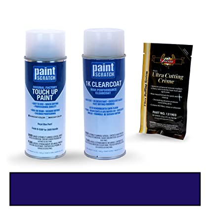 PAINTSCRATCH Royal Blue Pearl B-536P for 2009 Honda CR-V - Touch Up
