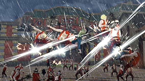 One Piece: Pirate Warriors 3: playstation 4: Amazon.es ...