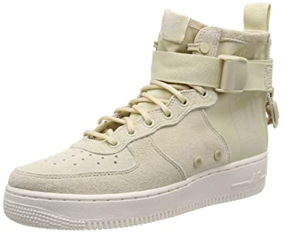 Nike Women s W SF AF1 Mid Fossil Sail AA3966-202 (Size  5.5 807a2cd90