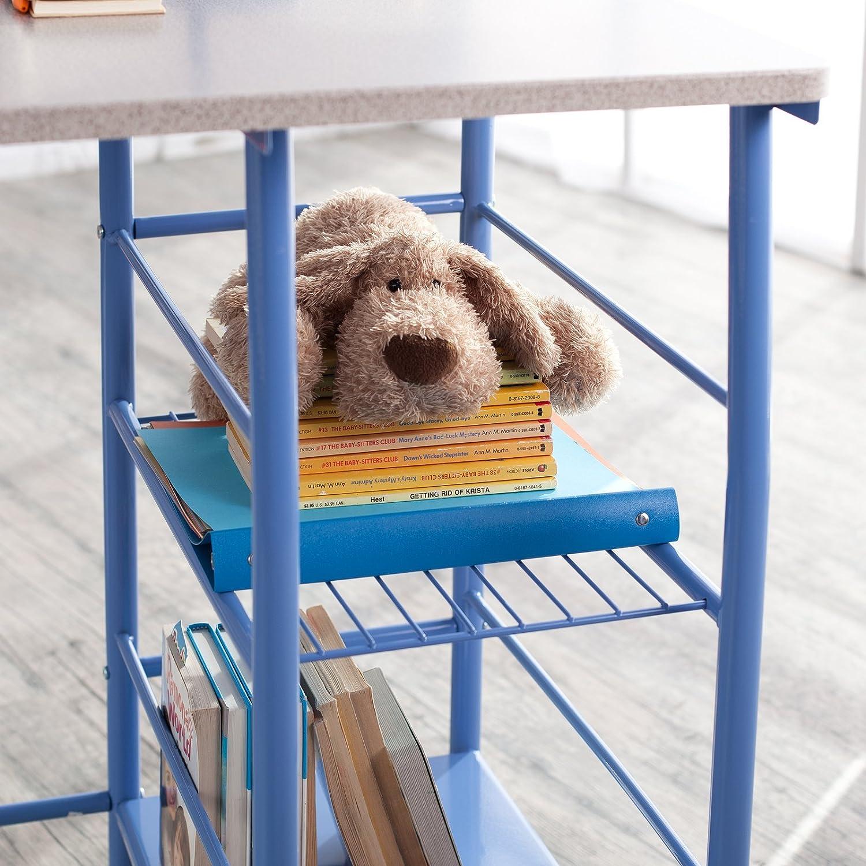 Calico Designs Study Zone II Desk Chair – Blue