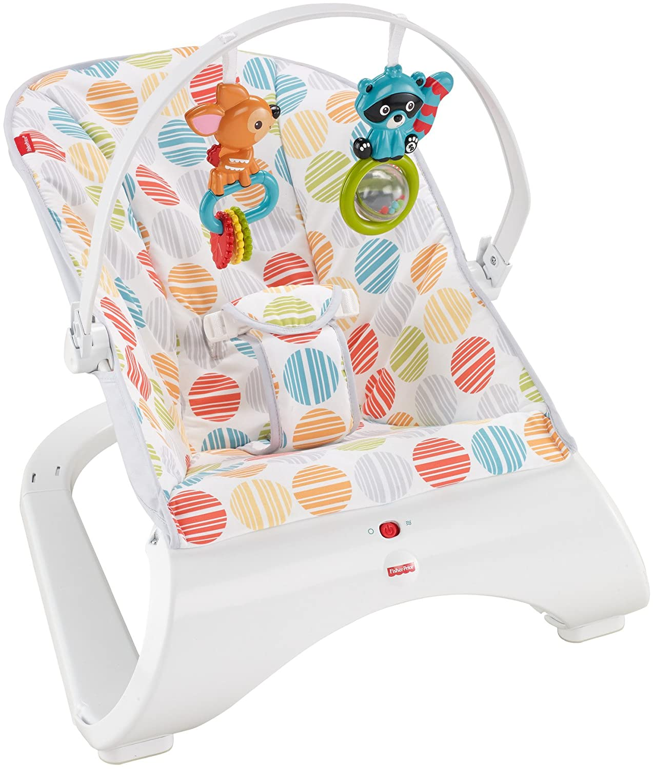 Fisher-Price Comfort Curve Bouncer CFB88