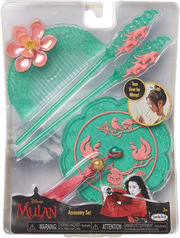 Hair comb Mulan Inspired