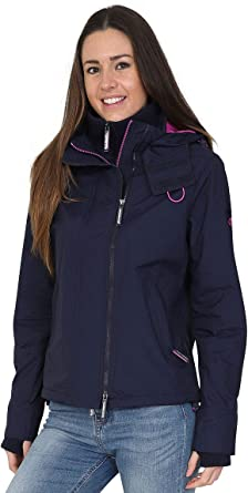 best cheap acd67 b523f Superdry Damen Jacke *: Amazon.de: Bekleidung