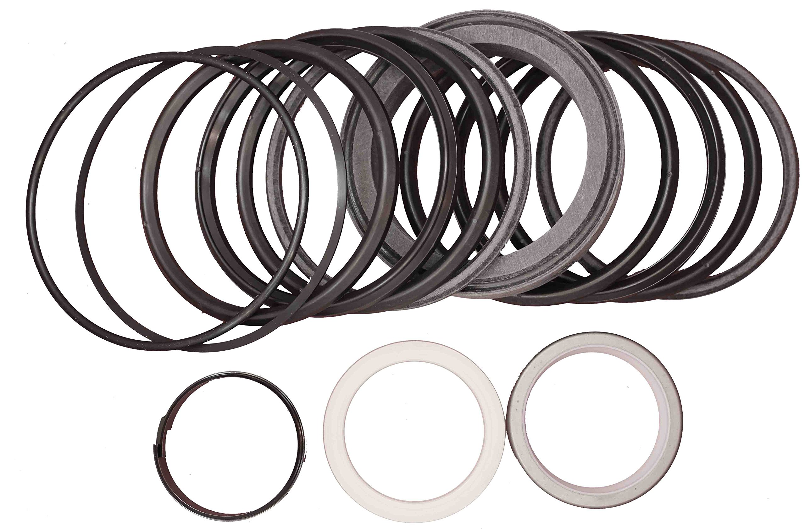 CASE G32616 HYDRAULIC CYLINDER SEAL KIT by TORNADO HEAVY EQUIPMENT PARTS (Image #1)