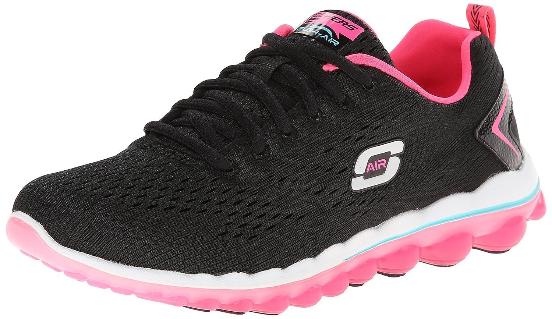 100%安い Skechers Women's Skech-Air 2.0 - B00MXVI8IU 6 Discoveries Ankle-High US|Black Fabric Running Shoe B00MXVI8IU Black Mesh/Hot Pink Trim 6 B(M) US 6 B(M) US|Black Mesh/Hot Pink Trim, breaks general store:937ae167 --- a0267596.xsph.ru